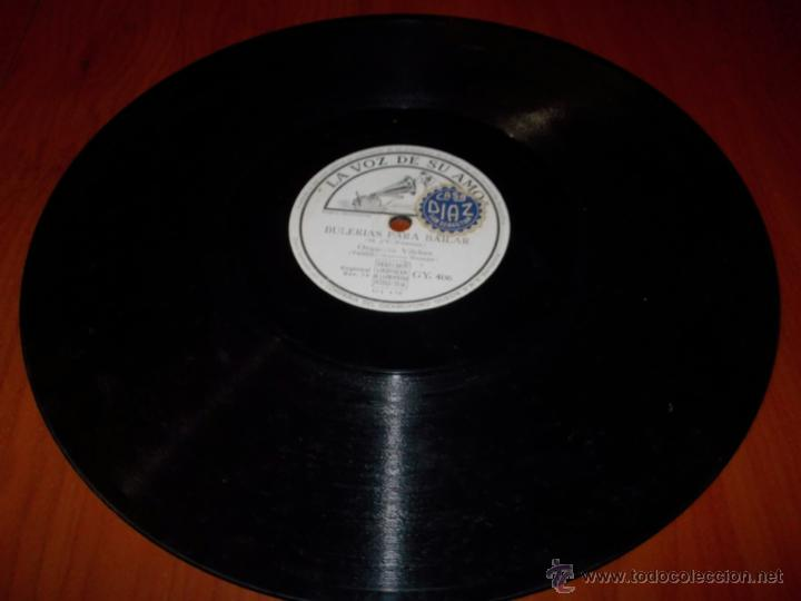 Discos de pizarra: La caleta disco la voz de su amo - Foto 5 - 40342063