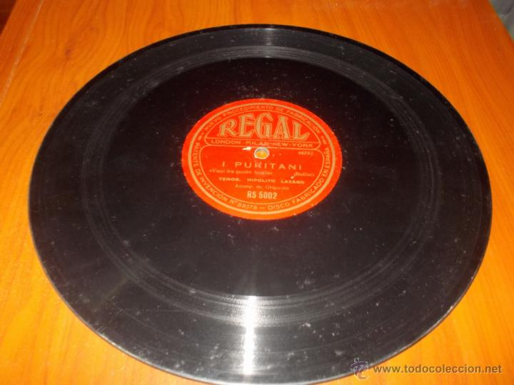 Discos de pizarra: Disco Regal IL trovatore - Foto 2 - 40342129