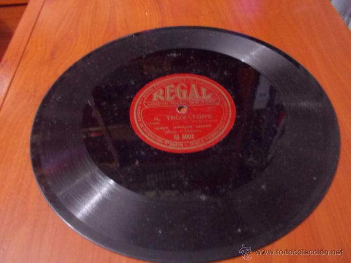 Discos de pizarra: Disco Regal IL trovatore - Foto 4 - 40342129