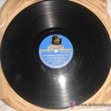 Discos de pizarra: JOTAS NAVARRAS A DUO ( RAIMUNDO LANAS ) JOTAS NAVARRAS DEL RONCAL.RAIMUNDO LANAS Y MIGUEL CENOZ. Lote 40679837