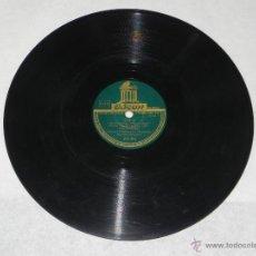 Discos de pizarra: ANTIGUO DISCO DE PIZARRA DE LILIANA FELDMANN Y ORQUESTA - ANA - NON AVEVO CHE TE - 204464 - ED. ODEO. Lote 40980983