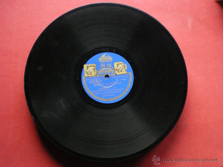 PIZARRA. MARIO VISCONTI/ RAMÓN CORIBAS. NIÑA HECHICERA/ MUJER ADORADA. PEPETO (Música - Discos - Pizarra - Flamenco, Canción española y Cuplé)