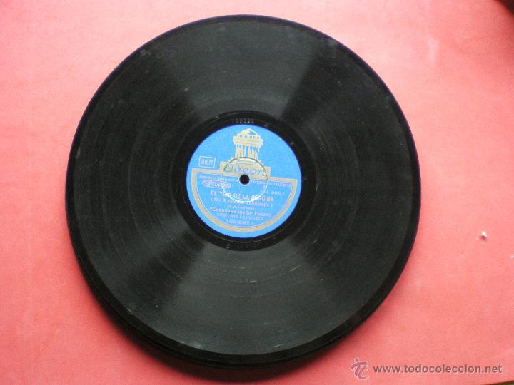 PIZARRA / EL TRIO DE LA BENCINA -CUANDO SE SUEÑA - UN BUEN AMIGO 183.298 PEPETO (Música - Discos - Pizarra - Solistas Melódicos y Bailables)