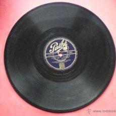 Discos de pizarra: PIZARRA / MONTAGNES DÌTALIE ULTIMA VISTU PATHE P 3021 PEPETO. Lote 41402973