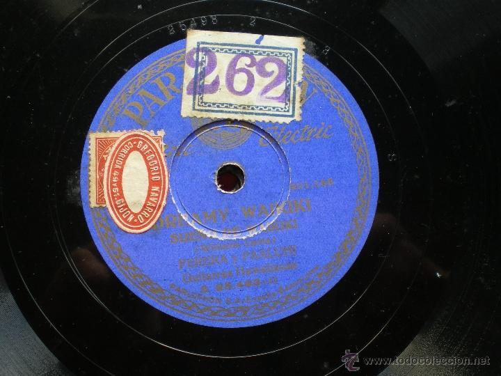 Discos de pizarra: PIZARRA / DREAMY WAIKIKI - ONE TWO THREE FOUR PERRERA 25.493 pepeto - Foto 2 - 41422950