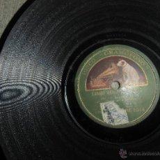 Discos de pizarra: LA ARGENTINITA DISCO DE PIZARRA. Lote 41755496