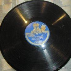 Discos de pizarra: DISCO DE PIZARRA EL GUERRITA. Lote 42054137