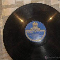 Discos de pizarra: DISCO DE PIZARRA. Lote 42054673