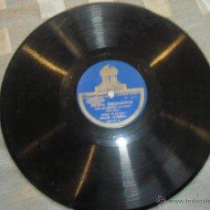 Discos de pizarra: DISCO DE PIZARRA. Lote 42054819