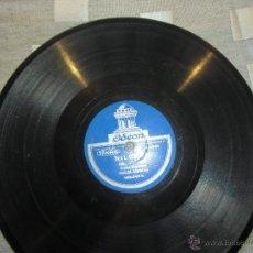 Discos de pizarra: DISCO DE PIZARRA. Lote 42054893