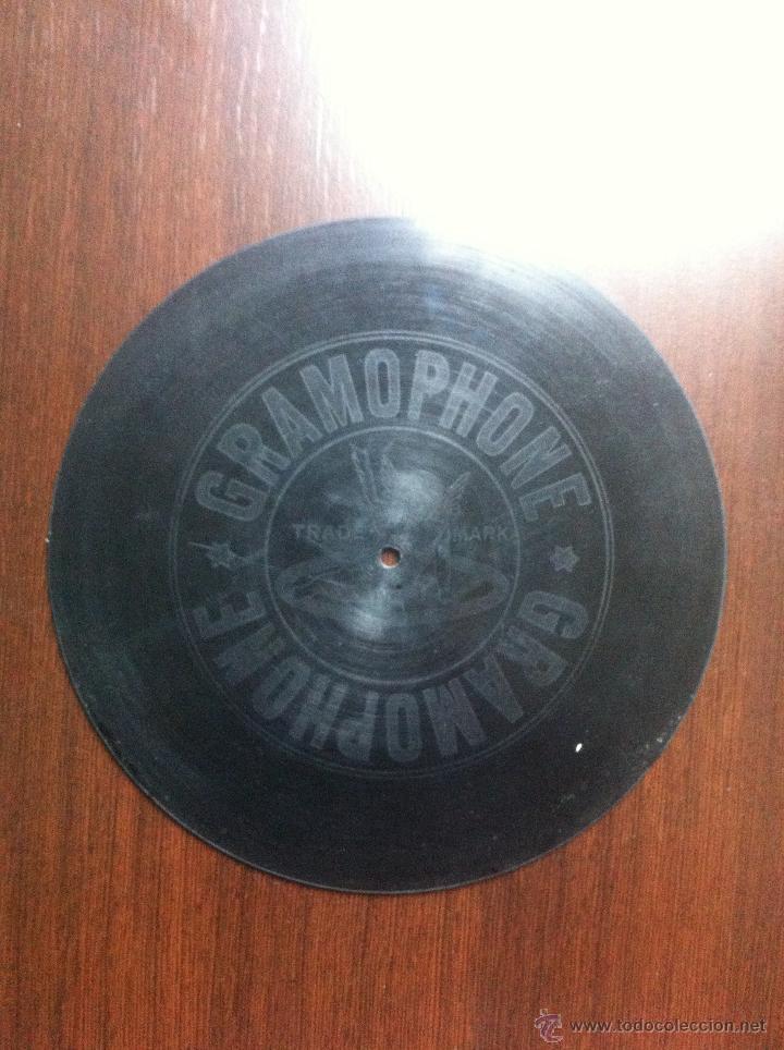 Discos de pizarra: Torna a Surriento ( De Curtis ). Canzone Napoletana. Sung by Titta Ruffo. Grabado por la otra cara. - Foto 2 - 42212181