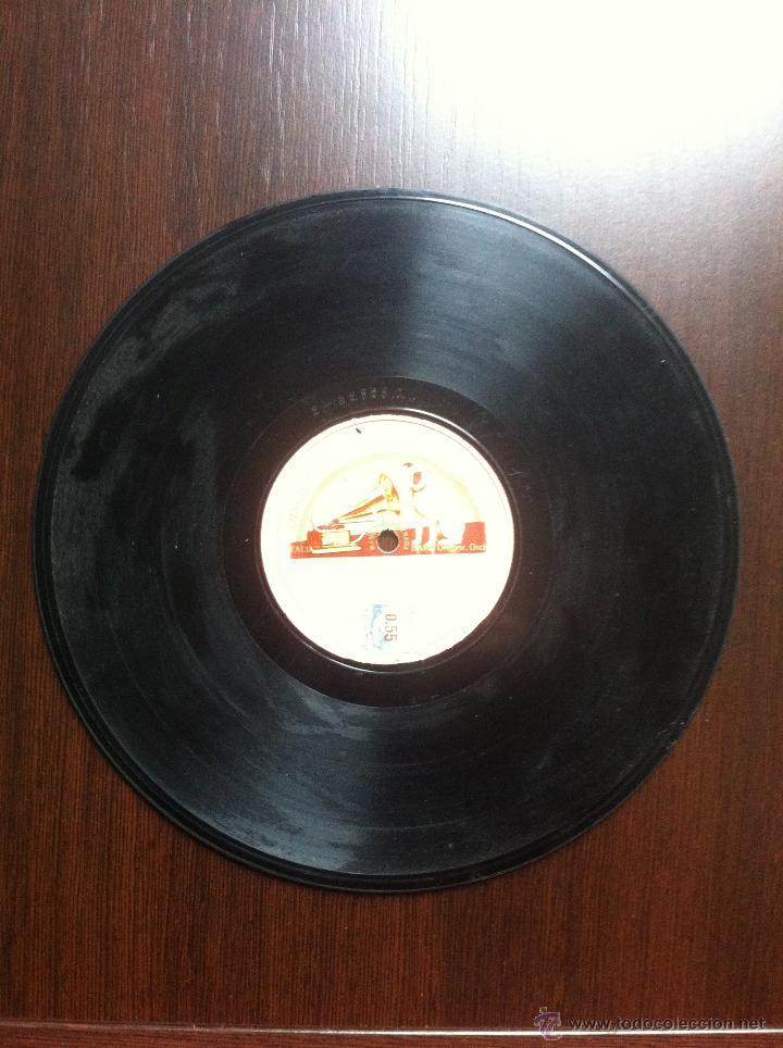 Discos de pizarra: Torna a Surriento ( De Curtis ). Canzone Napoletana. Sung by Titta Ruffo. Grabado por la otra cara. - Foto 3 - 42212181