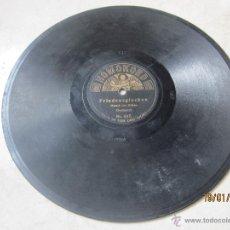 Discos de pizarra: DISCO PIZARRA - FRIEDENSGLOCKEN - MARSCH VON URBAN ORCHESTER - HOMOKORD NO. 517. Lote 42275434