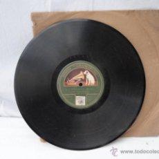 Discos de pizarra: DISCO DE PIZARRA LA VOZ DE SU AMO. SARDANAS L'EMPORDÀ Y EL CAVALLER ENAMORAT. . Lote 42284550