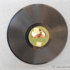 Discos de pizarra: DISCO DE PIZARRA 25 CMS. LA CANCION DEL DIA. VALS. Lote 42328745