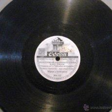 Discos de pizarra: SELECCION DE LAS PRODUCCIONES KAPS - JOHAM - DISCO PIZARRA ODEON. Lote 42481914