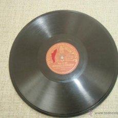 Discos de pizarra: ANTONIO POZO EL MOCHUELO, DISCO DE PIZARRA. Lote 43040603