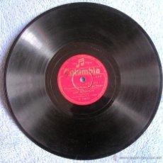 Discos de pizarra: DISCO 78 RPM PIZARRA - CIVILIZACION. PICA QUE PICA. POR CUARTETO FRANCES LOS BINGSTER. BUEN ESTADO.. Lote 43727957