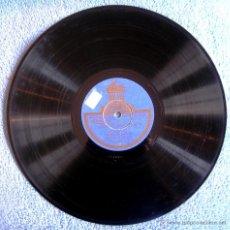 Discos de pizarra: DISCO 78 RPM PIZARRA - JUAN SIMON. MI CARMEN - POR ANGELILLO Y LA GUITARRA DE MIGUEL BORRULL.. Lote 43872534