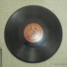Discos de pizarra: BANDA ESPAÑOLA,DISCO DE PIZARRA. Lote 43930729