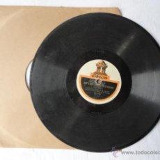 Discos de pizarra: DISCO DE PIZARRA ODEON. THE RAIN SONG Y AFTER THE STORM.. Lote 43967168