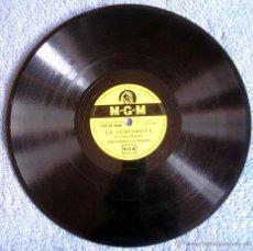 Discos de pizarra: DISCO 78 RPM PIZARRA - LA CUMPARSITA - ADIOS MUCHACHOS ( TANGO ) - HARRY HORLICK Y ORQUESTA. Lote 44106075