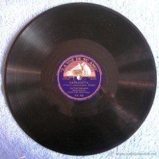 Discos de pizarra: DISCO 78 RPM PIZARRA - DESPIERTA (BOLERO). USTED (BOLERO) - LOS TRES DIAMANTES ( MUY BUEN ESTADO ).. Lote 44116712