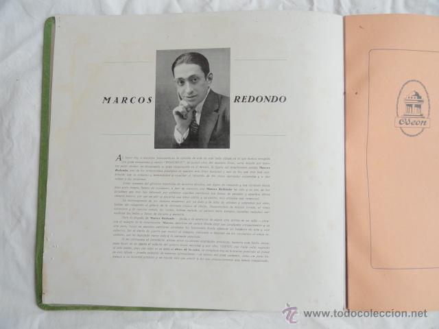 Discos de pizarra: ALBUM DISCOS DE PIZARRA ODEON. BOHEMIOS. - Foto 4 - 44131225