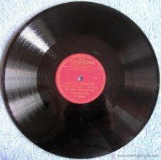 Discos de pizarra: DISCO 78 RPM PIZARRA - BING CROSBY Y LOS KING'S MEN - ABRE TU CORAZON. NO SABES LO SOLITARIO QUE ES.. Lote 44261748