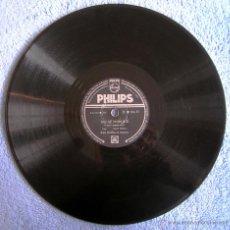 Discos de pizarra: DISCO 78 RPM PIZARRA - KEN GRIFFIN AL ORGANO - TENIAS QUE SER TU. NO SE PORQUE.. Lote 44317107