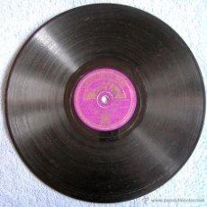 Discos de pizarra: DISCO 78 RPM PIZARRA - ORQUESTA JACK HYLTON - MUSICA MAESTRO, POR FAVOR. EL PARAGUERO. ( BAILABLES). Lote 44317347