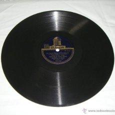 Discos de pizarra: DISCO DE PIZARRA. REGAL. ROBERTO MAIDA. YIRA YIRA - GRANDULLON.. Lote 44334681