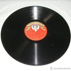 Discos de pizarra: DISCO DE PIZARRA. COLUMBIA. ANA MARIA GONZALEZ. ANOCHE HABLE CON LA LUNA - DOS ARBOLITOS.. Lote 44334782