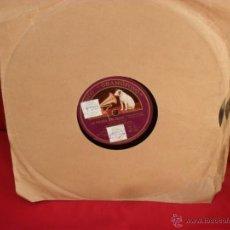 Discos de pizarra: DISCO GRAMOFONO,PIZARRA,25 CM,LA PICARA MOLINERA. Lote 44392854