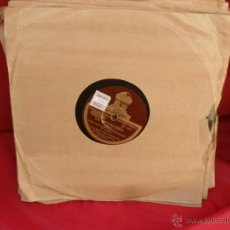 Discos de pizarra: DISCO GRAMOFONO,PIZARRA,25 CM,LA REVOLTOSA. Lote 44392983