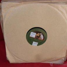 Discos de pizarra: DISCO GRAMOFONO,PIZARRA,25 CM,ZINGARA Y TODO CAMBIA CARMEN FLORES. Lote 44393110