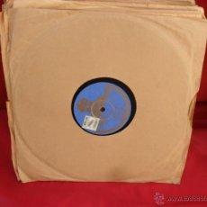 Discos de pizarra: DISCO GRAMOFONO,PIZARRA,25 CM,EL FALLERO Y MISS ESPAÑA. Lote 44393211