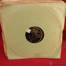 Discos de pizarra: DISCO GRAMOFONO,PIZARRA,25 CM,CONFESION Y RICA TIPA. Lote 44393269