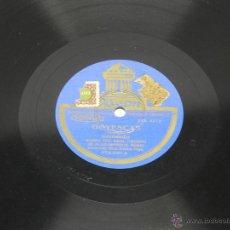 Discos de pizarra: DISCO DE PIZARRA RONDALLA ARAGONESA / GOYESCAS, BANDA DEL REAL CUERPO DE ALABARDEROS, MADRID, 173031. Lote 44979528