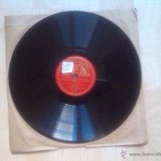 Discos de pizarra: FEDERICO GARCIA LORCA Y LA ARGENTINITA - CAFE DE CHINITAS Y LOS CUATRO MULEROS 1931 LA VOZ DE SU AMO. Lote 45514041