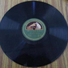 Discos de pizarra: COBLA BARCELONA -- EL SALTIRO DE LA CARDINA – BOU CAP A LA POSTA – M. SERRA. Lote 46111618