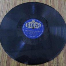 Discos de pizarra: FRANK CHACKSFIELD -- CANDILEJAS . Lote 46111671