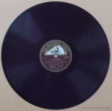 Discos de pizarra: FREDDY MARTIN AND HIS ORCHESTRA. BUMBLE BOGIE. THE MASTER´S VOICE. MADE IN ENGLAND.. Lote 46650848