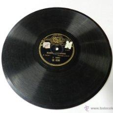 Discos de pizarra: DISCO DE PIZARRA DE E.BALDER, KIRIKI CHISMOSO, RECITADO CÓMICO / APUNTES DE CLETO, RECITADO CÓMICO -. Lote 46749861