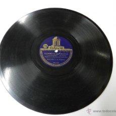 Discos de pizarra: DISCO DE PIZARRA SIEMPRE EN MI CORAZON DE LA PELICULA DEL MISMO TITULO RAUL ABRIL Y SU ORQUESTA, ED.. Lote 46750637