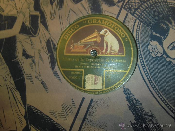 Discos de pizarra: DISCO DE PIZARRA GRAMOFONO - Foto 2 - 46753727