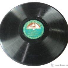 Discos de pizarra: DISCO DE PIZARRA DE XAVIER CUGAT Y HENRY KING. CELOS / TU SABES. LA VOZ DE SU AMO GY 685.. Lote 46766315