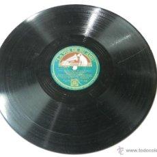 Discos de pizarra: DISCO DE PIZARRA. G.MILLER Y SU ORQUESTA, SERENATA EN AZUL / TENGO UNA NOVIA EN KALAMAZOO. DE LA PEL. Lote 46766687