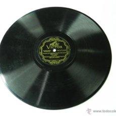 Discos de pizarra: DISCO DE PIZARRA DE MARIA TERESA SANTILLAN - ABIGAIL BORBOYA, ANGEL R. ESQUIVEL DUO CON ORQUESTA - A. Lote 46768425