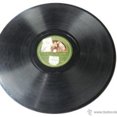 Discos de pizarra: DISCO DE PIZARRA DE LA YANKEE, TINA DE JARQUE, ALADY Y CORO - AL URUGUAY / Y SE VAN LOS QUINTOS, ED.. Lote 46794795